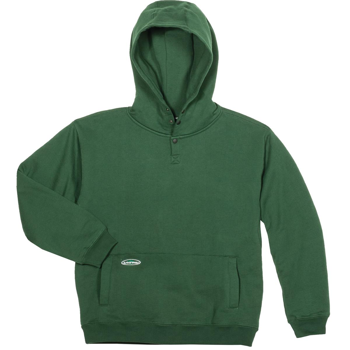 Arborwear Double-Thick Hooded Pullover Sweatshirt
