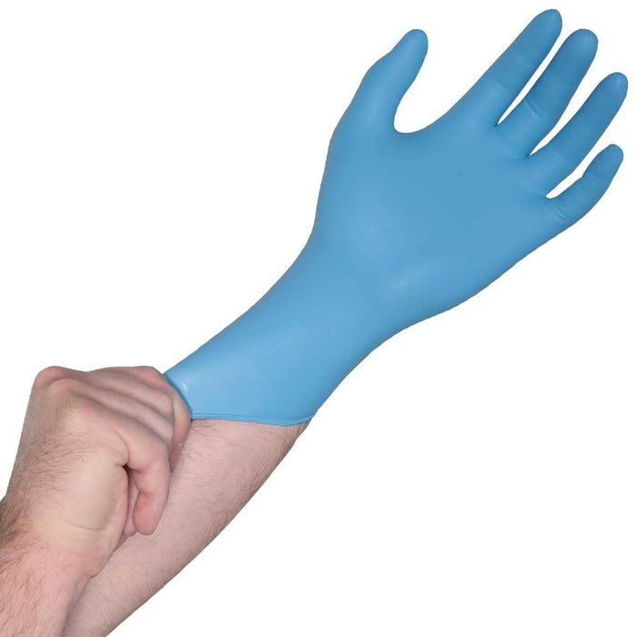 "GEMPLER'S 9-1/2""L, 8-mil Disposable Nitrile Gloves"