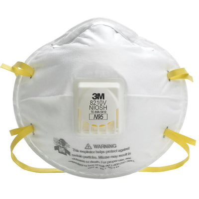 8210V N95 Respirator with Exhale Valve