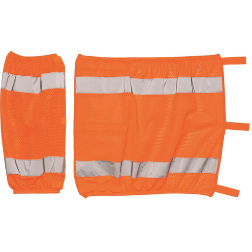 ML Kishigo Hi-Vis Leg Gaiters