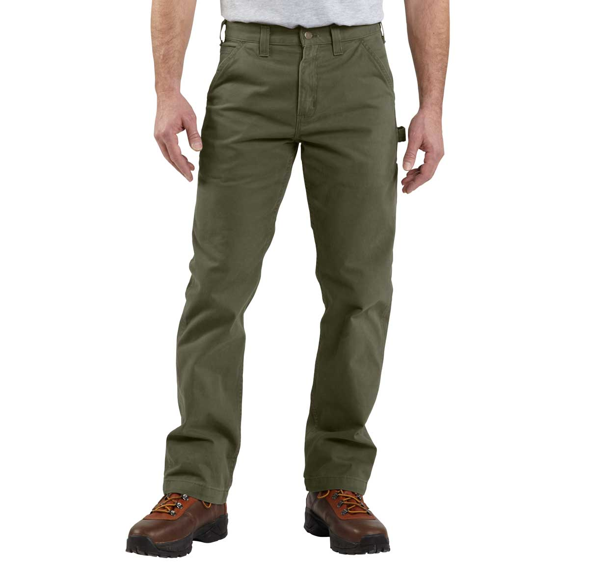 Carhartt B324 Relaxed-Fit Twill Dungarees
