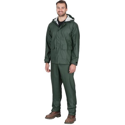 Stretch Knit Rainsuit