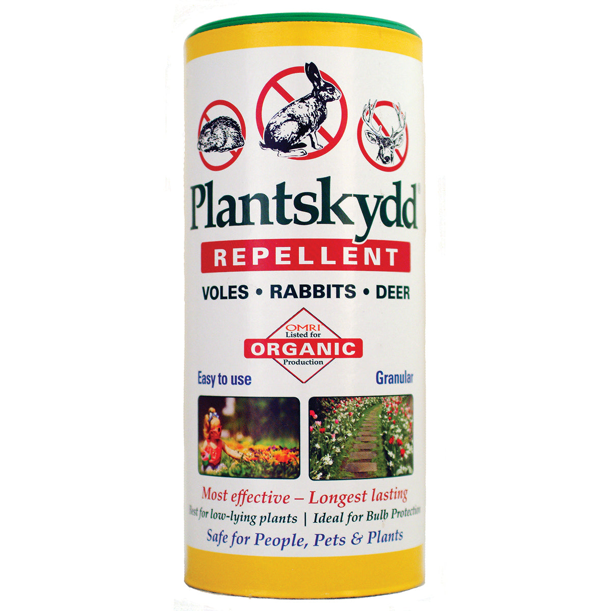 Plantskydd Rabbit and Small Animal Repellent, 1-lb. Shaker Can