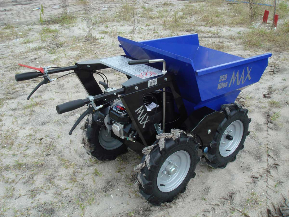 Muck Truck Powered Wheelbarrow, 800-lb. Capacity