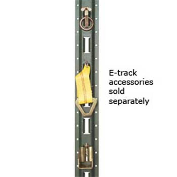 E-Track Vertical Tie Down System