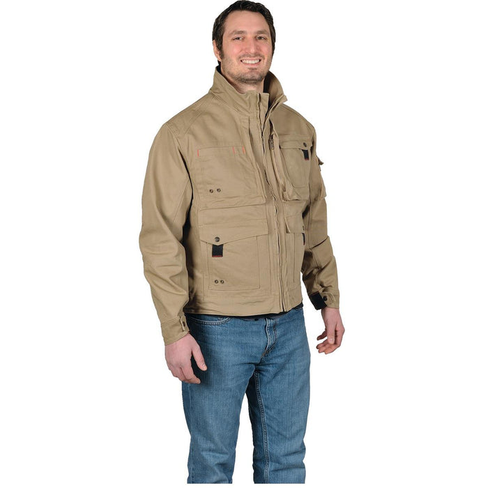 Blaklader Brawny Canvas Jacket