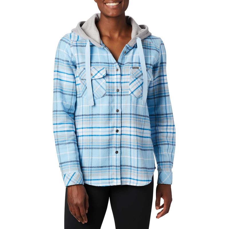 Columbia Womens Canyon Point Ii Shirt Jac
