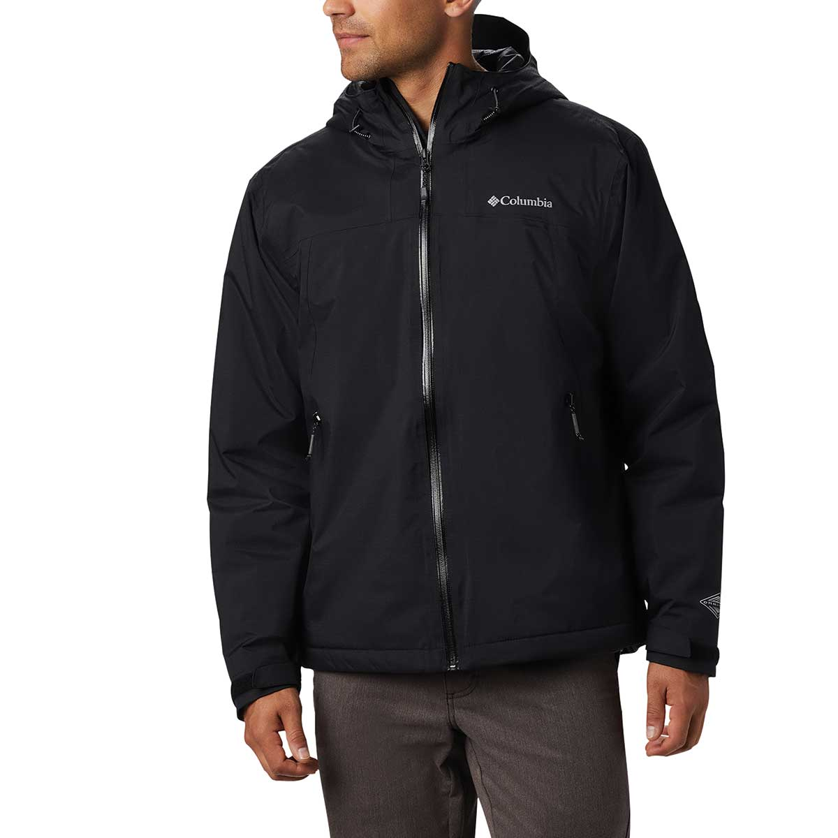 Columbia Men's Top Pine™ Insulated Rain Jacket