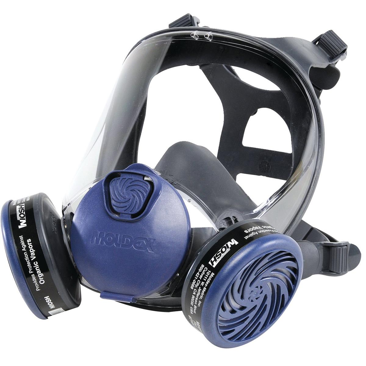 9000 Series Full-Face Respirator