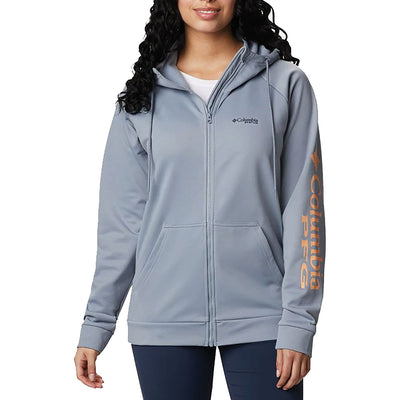 Columbia Women's Tidal Full Zip Fleece Hoodie