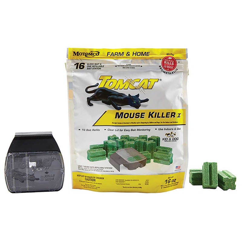 Tomcat Mouse Killer I Refillable