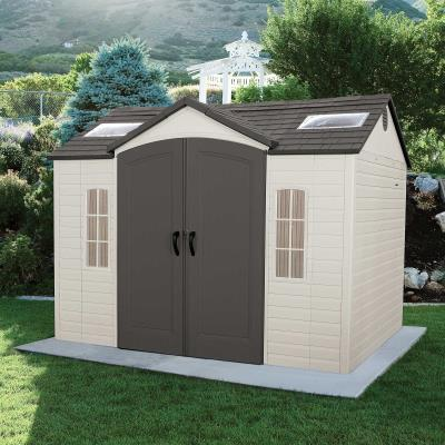 Lifetime 10 Ft. x 8 Ft. Outdoor Storage Shed