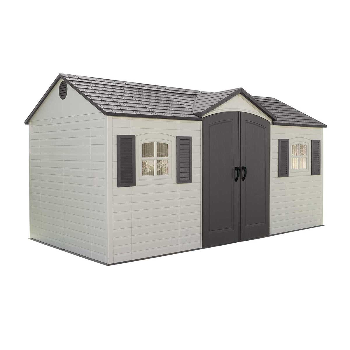 Lifetime 15 Ft. x 8 Ft. Outdoor Storage Shed