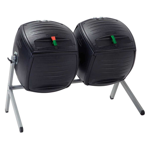 Lifetime Double Bin Rotating Composter (100 gallon)