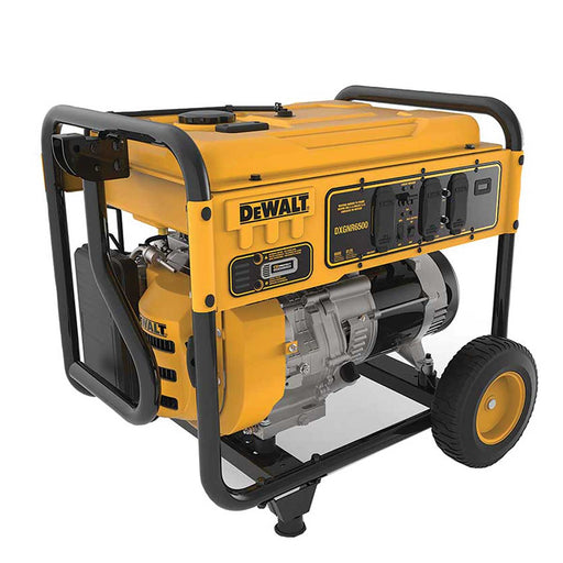 DEWALT 6500-Watt Portable Gas Generator
