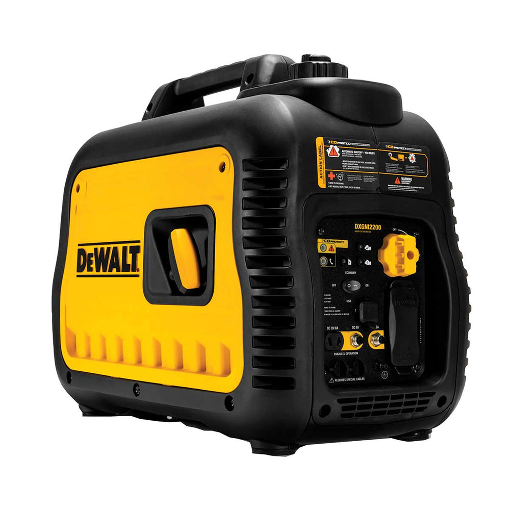 DEWALT 2200-Watt Gas Powered Inverter