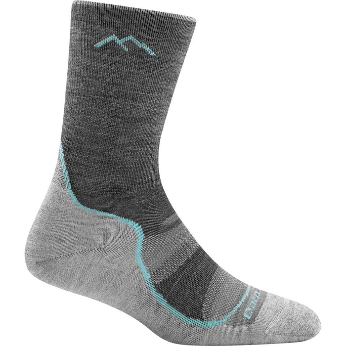 Darn Tough Women's Light Hiker Lightweight with Cushion Socks