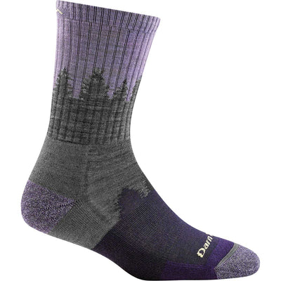 Darn Tough Women's Treeline Cushion Micro Crew Socks