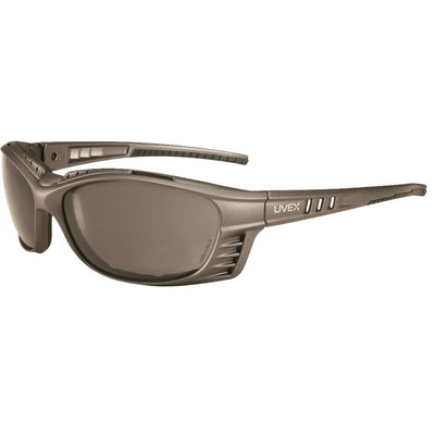 Uvex Livewire™ Sealed Safety Glasses With Silver Frame