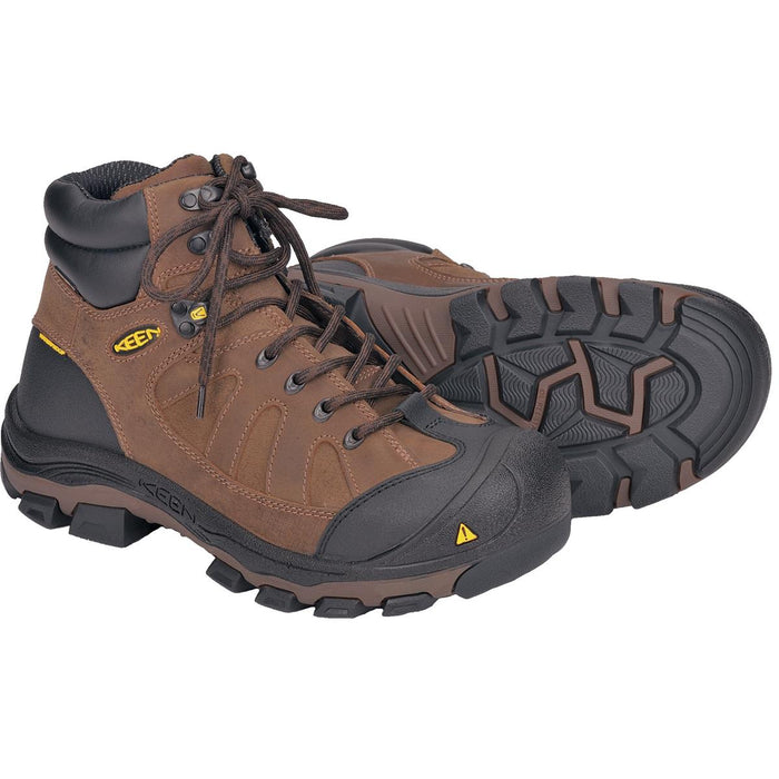 KEEN Utility Estacada Steel Toe Waterproof Boots