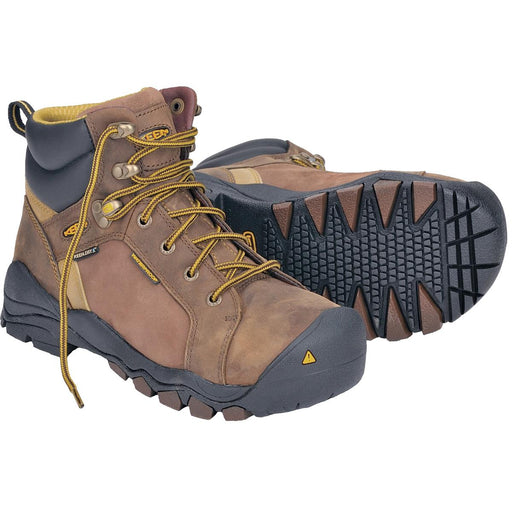 KEEN Utility Women's Salem Steel Toe Waterproof Work Boots