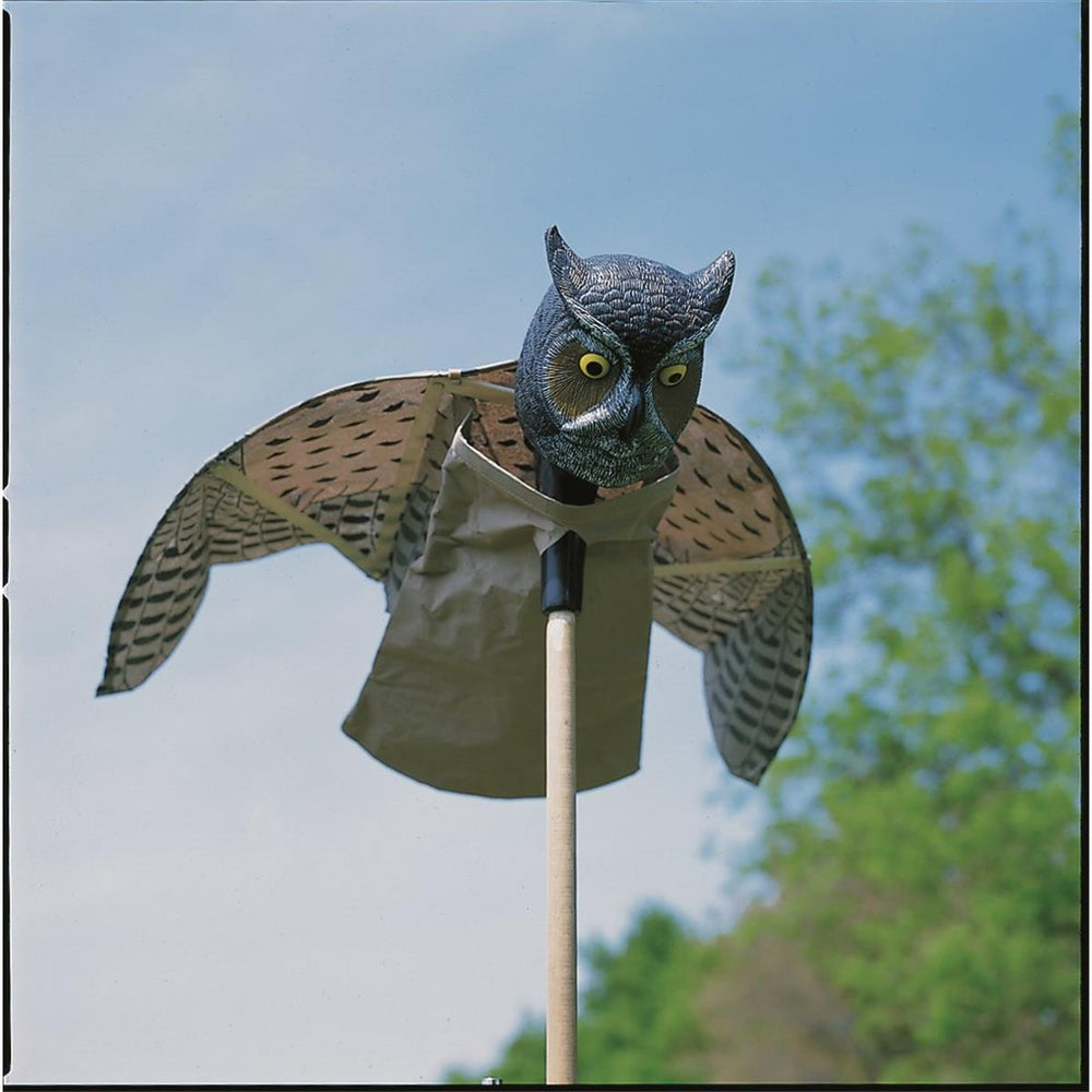 Prowler Owl Decoy Bird Repeller