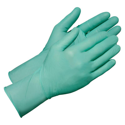 "5-mil Neoprene Disposable Gloves, 11""L"