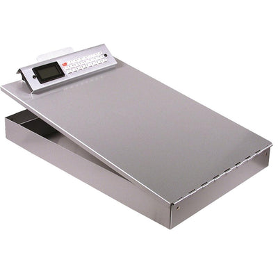Aluminum Clipboard w/ Calculator