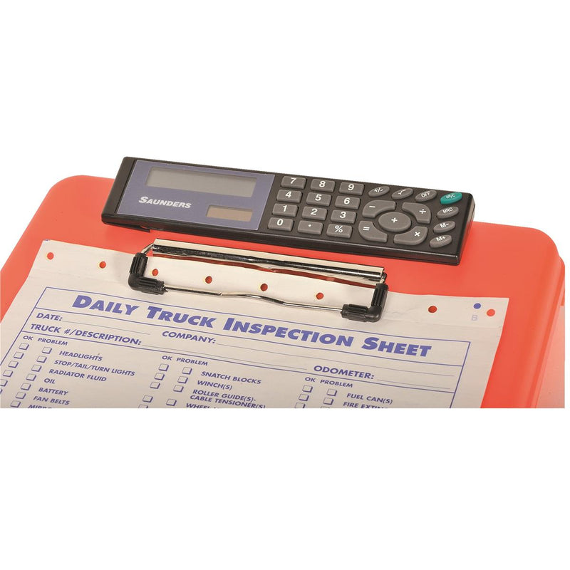 SAUNDERS DeskMate II Mobile Office with Calculator
