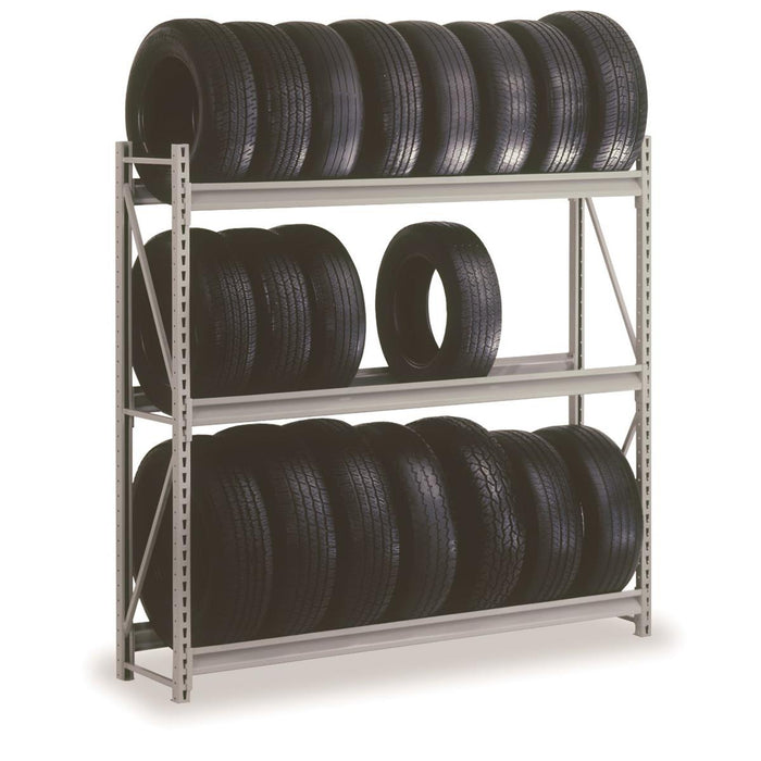 Edsal Add-On Unit for Heavy-Duty Tire Racks