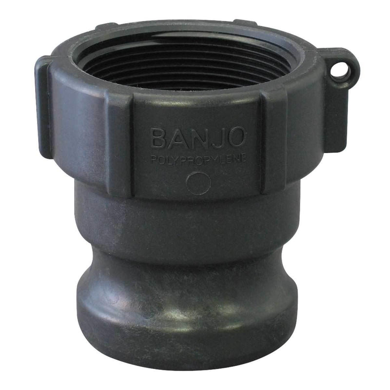 Banjo® Polypropylene Cam Lever Couplings, Male Adapter x Female Thread