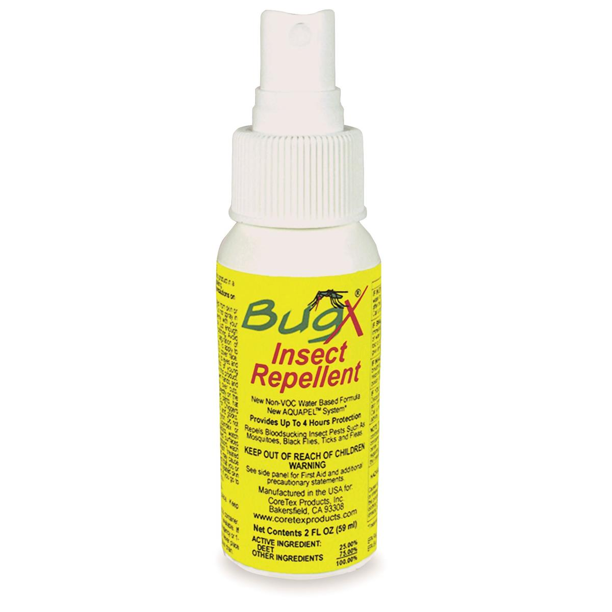 BugX® Repellent Spray