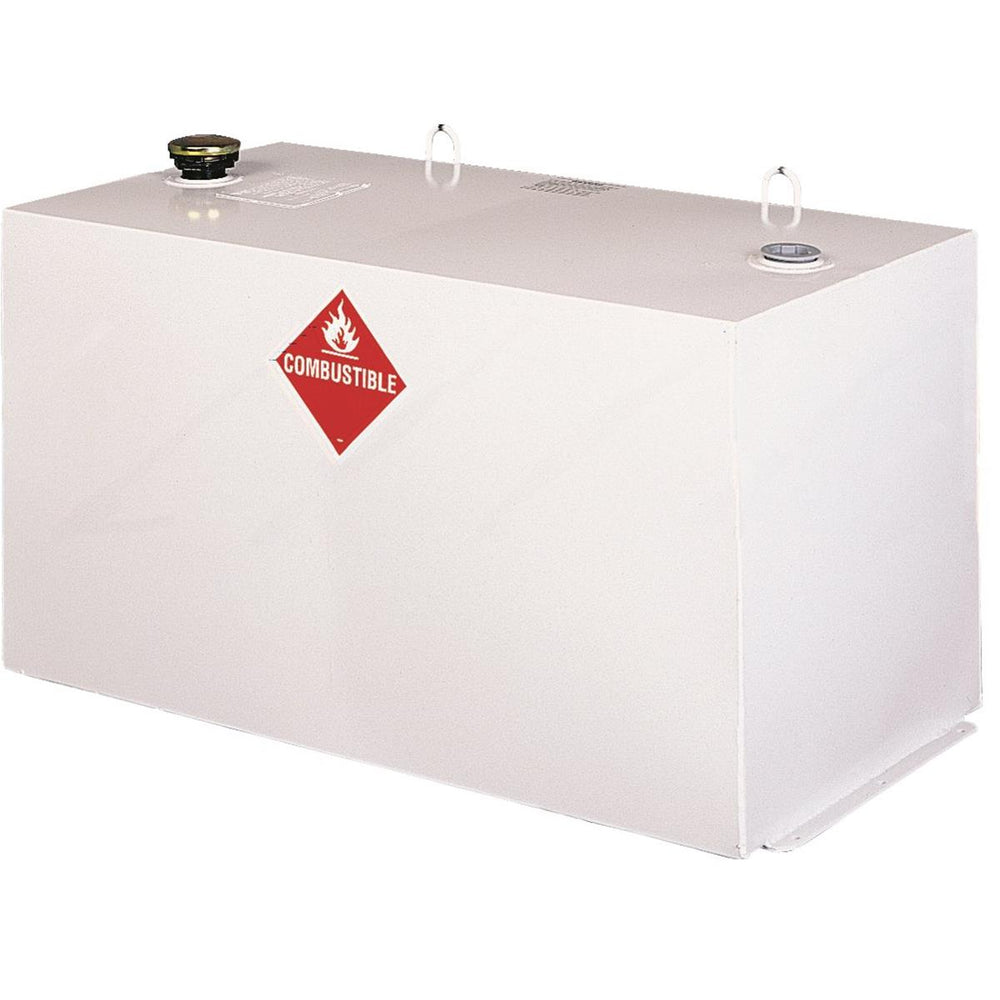 96-gal. Steel Rectangular Transfer Tank