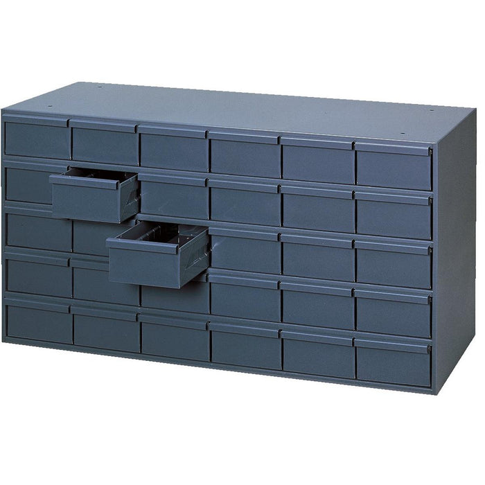 30-Drawer Steel Cabinet