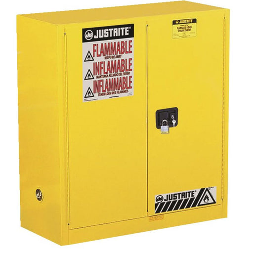 JUSTRITE 30-gal. Flammable Liquid Safety Storage Cabinet