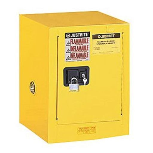 Justrite 12-gal. Flammable Liquid Safety Cabinet