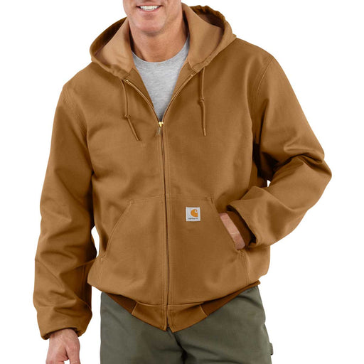 Thermal-lined Cotton Duck Active Jacket