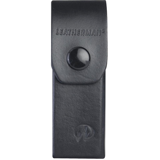 "Leatherman 4-1/2"" Black Leather Box Sheath"
