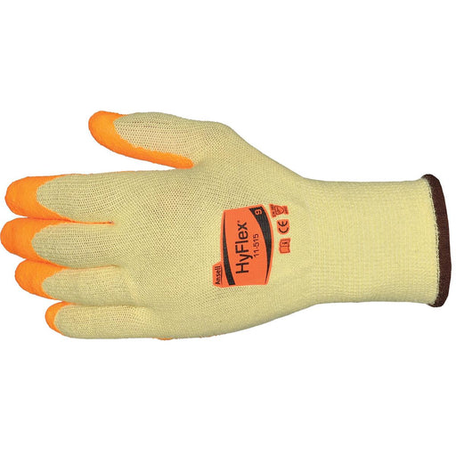 Ansell HyFlex® Hi-Visibility Cut Protection Gloves