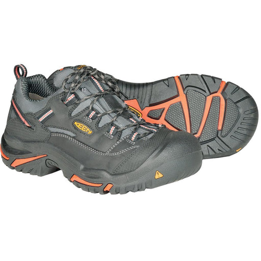 KEEN Utility Braddock Steel Toe Waterproof Work Shoes