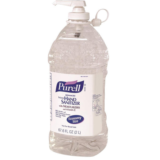 Purell® Instant Hand Sanitizer In 2L Pump Bottle
