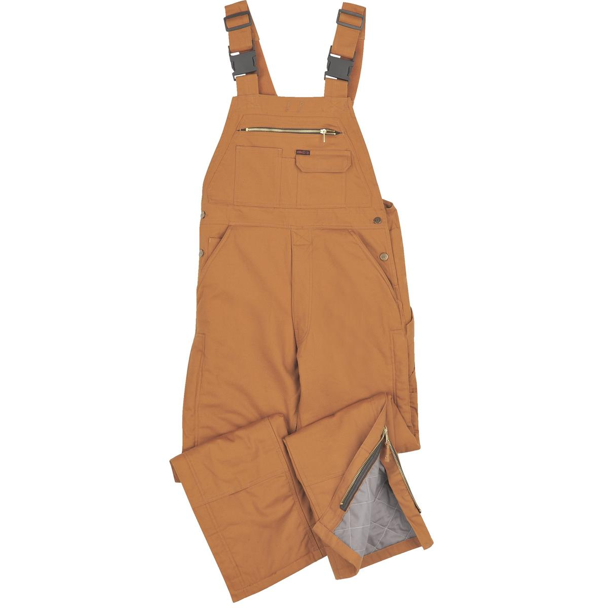 Key Industries Mens Insulated Duck bib Overall