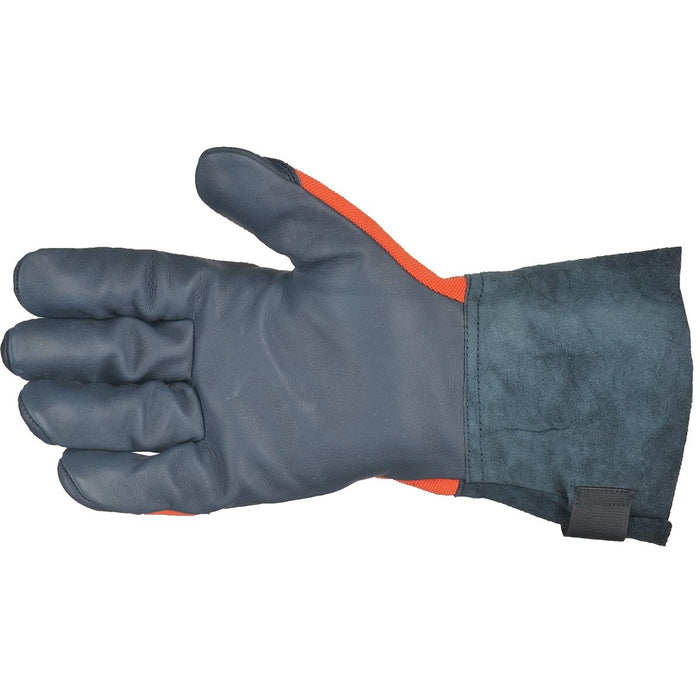 Chain Saw Pro-Gloves