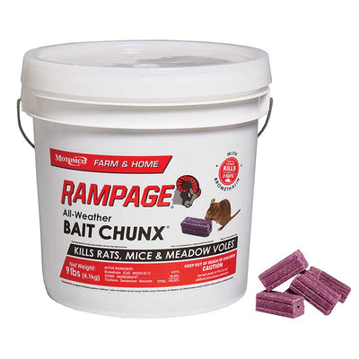 Rampage All-Weather Bait Chunx®