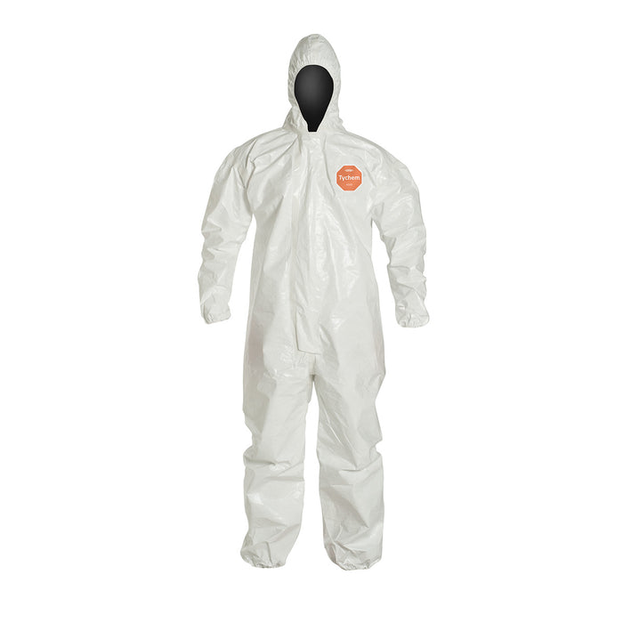 Tychem® SL Hooded Coveralls with Taped Seams