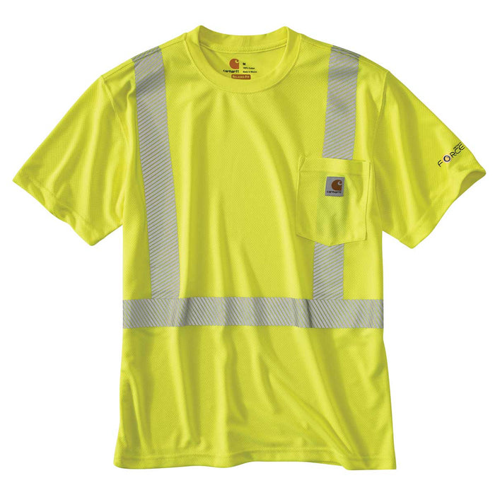 Carhartt 100495 ANSI Class 2 Force™ Hi-vis Short Sleeve T