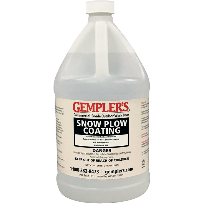 GEMPLER'S Silicone Snow Plow Coating