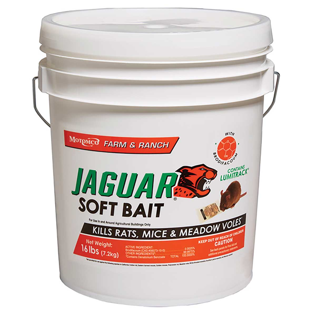 Jaguar Soft Bait