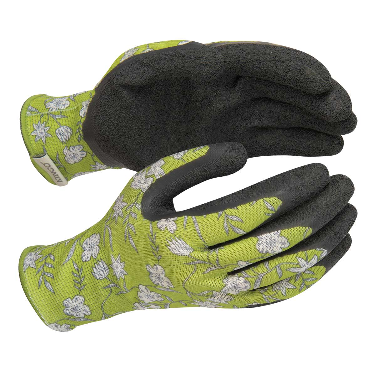 Kinco Women's Latex-Coated Knit Gloves