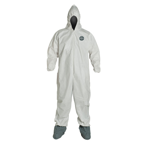 DuPont ProShield® NexGen® Hooded Coverall w/Booties